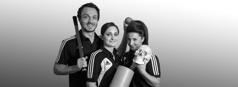 Sportpraxis Spiller Team