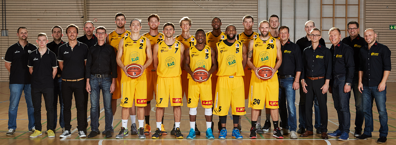 VfL Kirchheim Knights - 2. Basketball Bundesliga